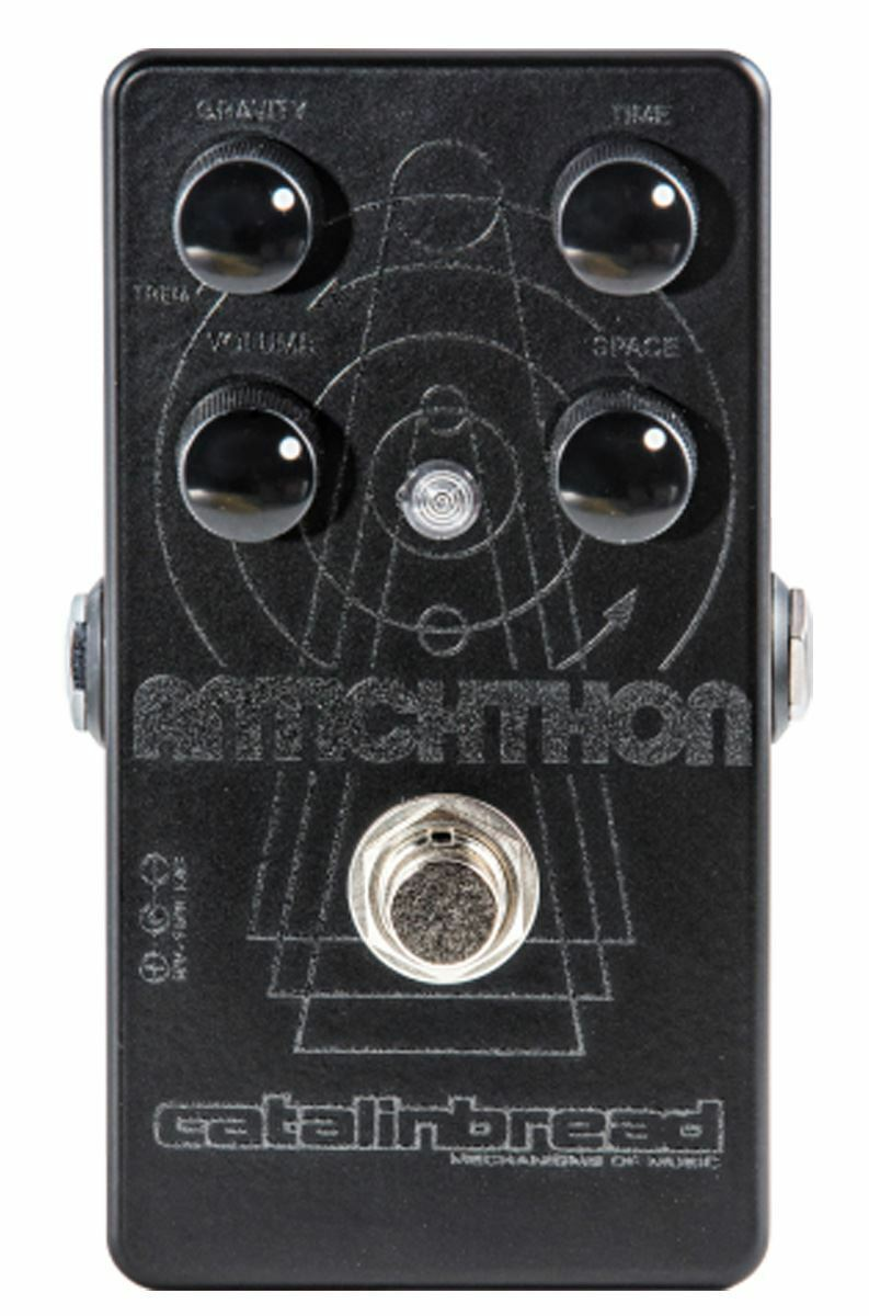Catalinbread Antichthon Otherwordly Oscillating Fuzz pedal pedal Fuzz 428df2