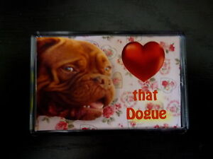 Dogue de Bordeaux Gift Dog Fridge Magnet 77x51mm Birthday Gift Mothers Day Gift