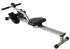 Regatta Rowing Machine Adjustable 10 minutes All Muscles Fitness Workout Cardio
