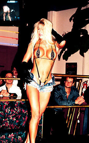 Major Gunns HOT TEASE Photo #6 WCW Tylene Buck