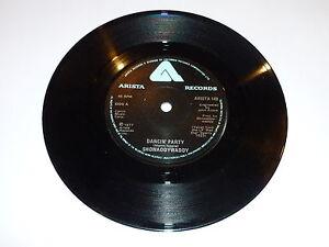 SHOWADDYWADDY-Dancin-039-Party-1977-7-034-Vinyl-Single