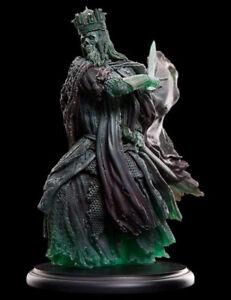 Seigneur Des Anneaux: La Statue Du Roi Mort Mini Weta