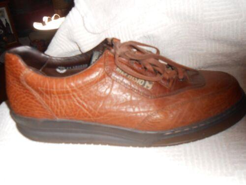 zapatos Mephisto con 11 5 Oxfords para cordones hombres marrón cuero Sz de qdHdg