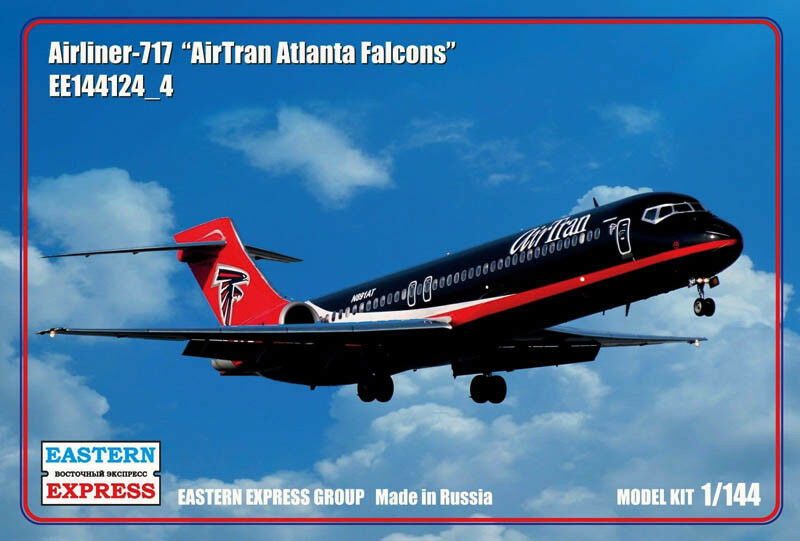 Eastern Express 1  144 Boeing B -717 AirTran Falcons Civil Airliner