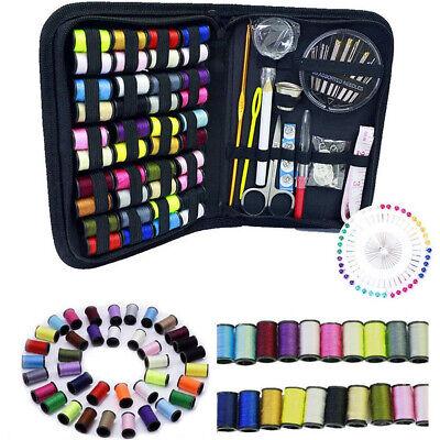 71pcs//lot Sewing Kit DIY Premium Sewing Supplies Zipper Portable Mini Sew Kits