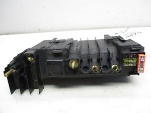 details about 07 08 09 10 mercedes s-class engine pre fuse box relay power  supply w221 s550