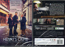 HENRY'S CRIME - DVD (NUOVO SIGILLATO) KEANU REEVES