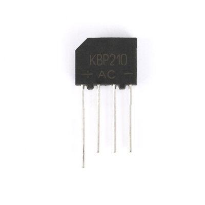 5//10Pcs Single Phases Diode Bridge Rectifier IC Chip