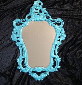 Exclusive-Wall-Mirror-Repro-Antique-Baroque-Mint-Green-50X76-Deco-118-1