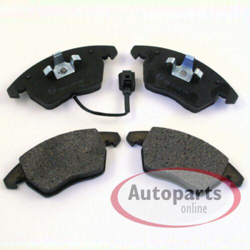 Bremsbeläge Bremsklötze Bremsen für vorne hinten Audi A3 8P