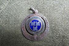Irish Silver Medal / Fob -- Dublin Rifle Club -- 1967 -- Ireland