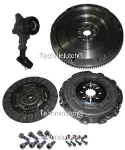 Ford-S-Max-S-Max-2-0-TDCi-2-0-TDCi-DOUBLE-MASSE-pour-Simple-Volant-Moteur-embrayage-KIT-CSC