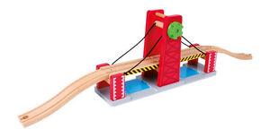 * Eisenbahn * Brücke * kombinierbar * Holz * Lift * Doppellift * Neu * Zugbrücke