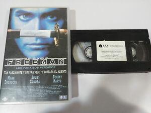 CRYING-FREEMAN-MARK-DACASCOS-CHRISTOPHE-GANS-VHS-TAPE-TAPE-SPANISH