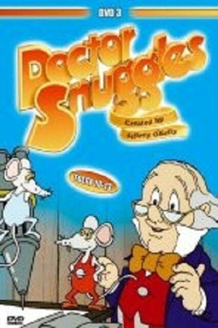 "DOCTOR SNUGGLES ""TEIL 3"" DVD NEUWARE!!!!!!!!!!!!!"