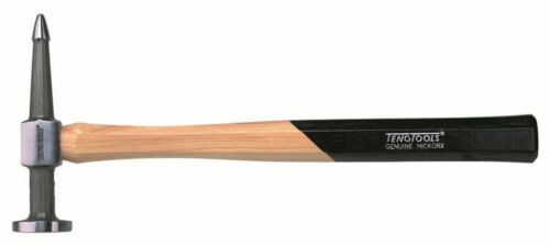 TENG TOOLS HMBH01Round Crown Face Pein Body Hammer Hickory Handle