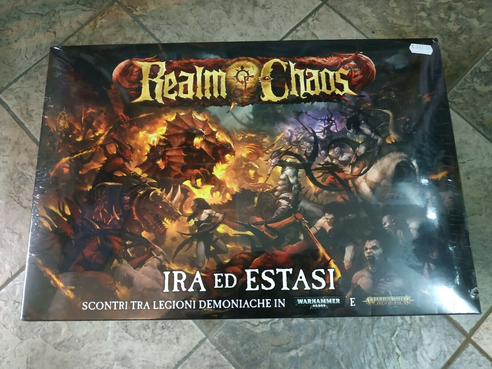 Games Workshop - Realm of Chaos  Ira ed Estasi