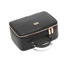 Women Travel Cosmetic Bag Makeup Bag Case Single-zip Weekender Toiletry Handbag