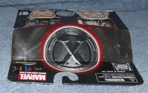 Minimates X-Men First Class Emma Frost /& HAVOK TOYS R US EXCLUSIVE