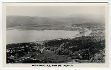 WHYCOCOMAGH NOVA SCOTIA PC Postcard CANADA Salt Mountain NS Cape Breton Island