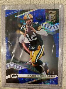 AARON-RODGERS-2020-DONRUSS-ELITE-BLUE-PARALLEL-SSP-05-10-68-GREEN-BAY-PACKERS