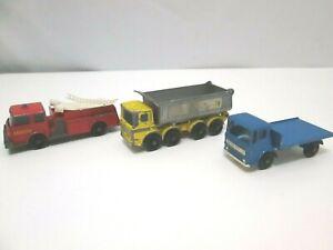 VTG-Lesney-Matchbox-CARS-Vintage-Diecast-Toy-Lot