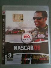 NASCAR 08 VERSIONE UFFICIALE ITALIANA  PS3 SIGILLATO