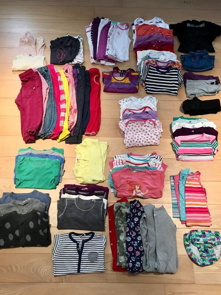 Andet, Tøjpakke til piger, Joha - dba.dk - Køb og Salg af