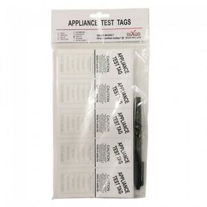 White-Test-Tags-100-Pack