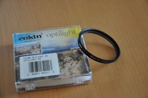 Excellent-Cokin-49mm-1A-Skylight-Filter-Made-in-France-Protects-Reduces-Blue-Sky