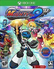 Mighty No. 9 (Microsoft Xbox One, 2016)