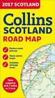 2017 Collins Map of Scotland by Collins Maps (Sheet map, folded, 2016)