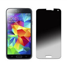 SAMSUNG S5 PREMIUM TINTED PRIVACY TEMPERED GLASS SCREEN PROTECTER