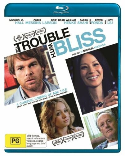 1 of 1 - E29 BRAND NEW SEALED The Trouble With Bliss (Blu-ray, 2012)