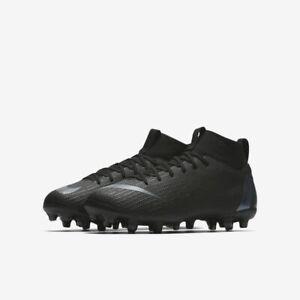 Almeja Tener un picnic fingir  Nike Mercurial Superfly VI Academy AH7337-001 MG Black Youth Soccer Cleats    eBay