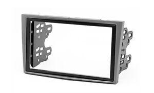 Carav-11-090-Car-Radio-Frame-Faceplate-for-Opel-Astra-H-Corsa-D-Zafira-2-DIN