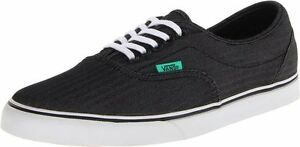 0fd7cf29801c Vans LPE Herringbone Black Bisque Green Men s Skate Shoes Size 8.5 ...