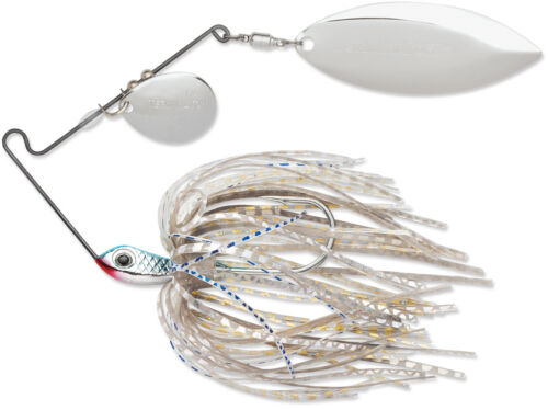 Select Colors Terminator Super Stainless Spinnerbait Colorado Willow 1//2 Oz