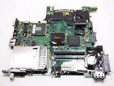 IBM ThinkPad T61 Laptop Motherboard FRU P/N: 41W1487 P42W3782  w/ CPU SLA45 /G2