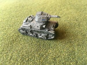 1//100th 15mm WWII Russian Painted Mid-War SU-100 SP//AT Wargaming Model