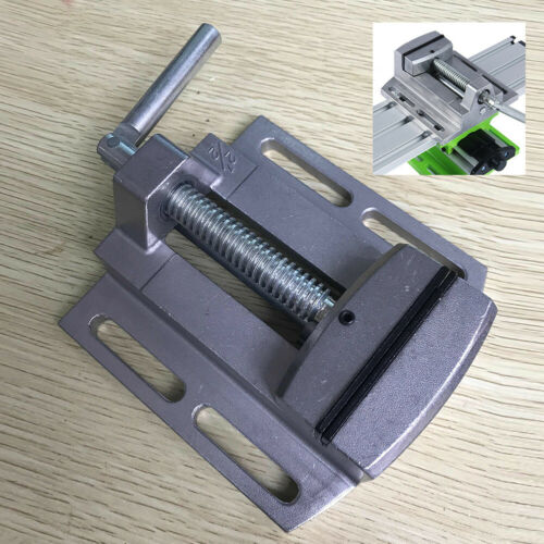Compound Worktable Cross Slide  Drilling Milling Vise Working Table