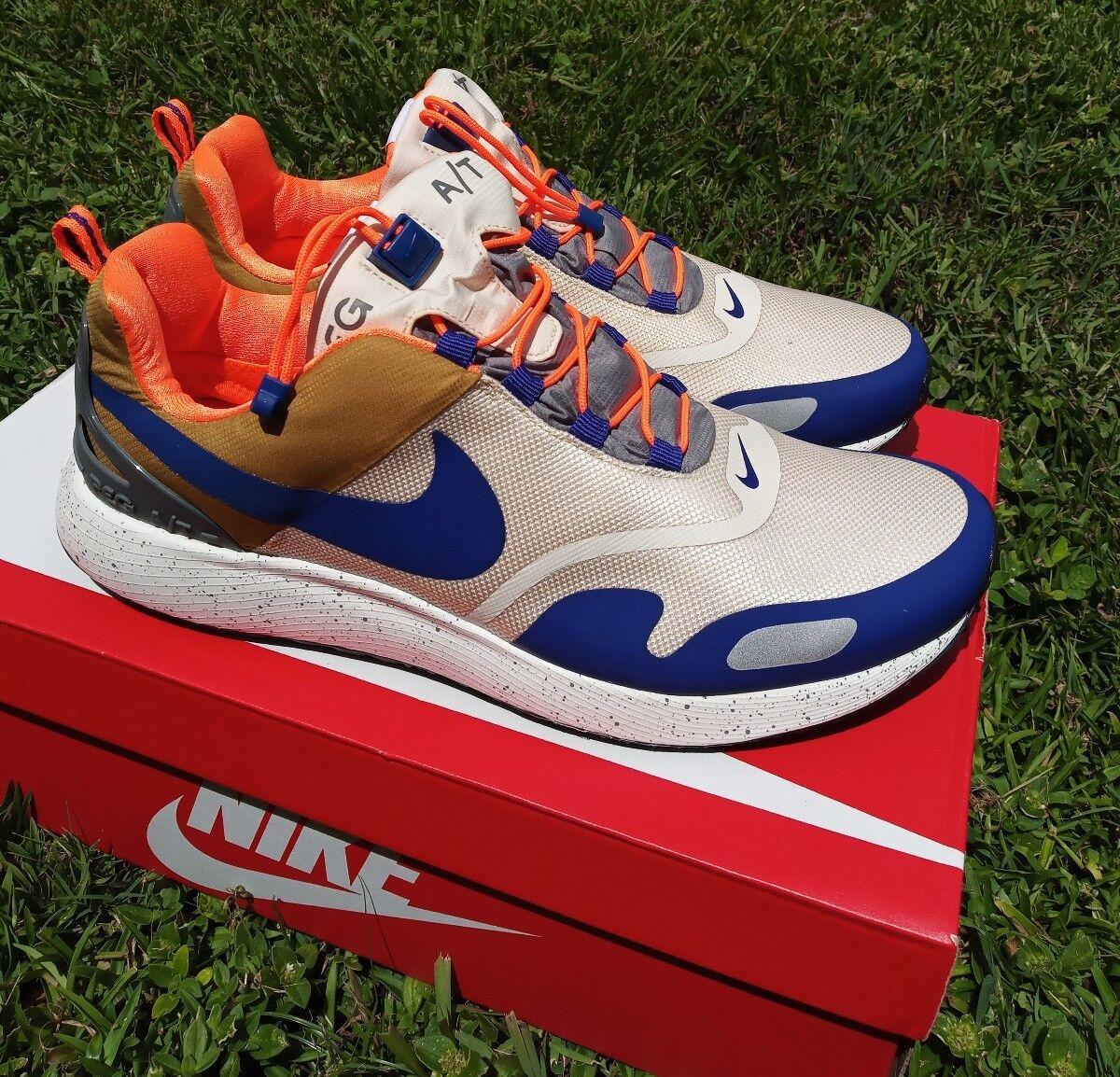 11 Nike Air Pegasus A T Winter QS Cream Concord AO3296 200 BEIGE MULTICOLOR