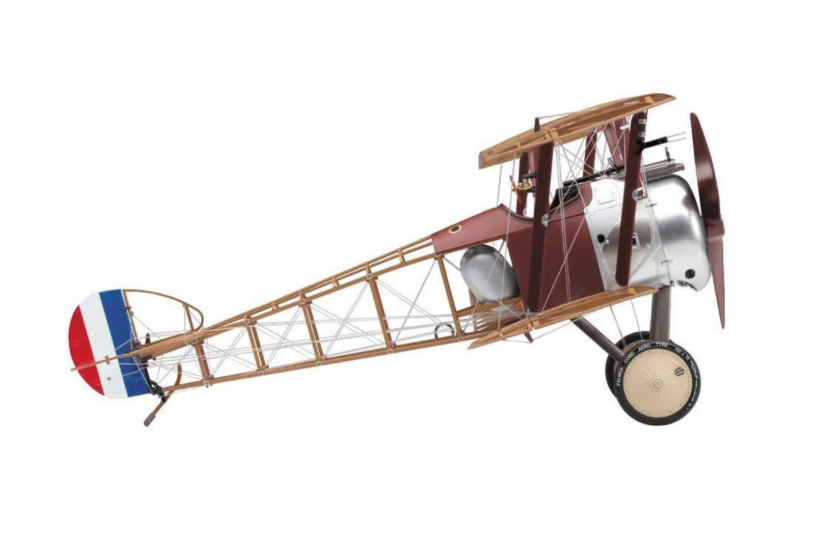 Hasegawa MU01 WW1 British Fighter Sopwith CAMEL F.1 Museum Model 1 16 kit New