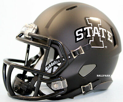Riddell Iowa State Cyclones Speed Authentic Football Helmet