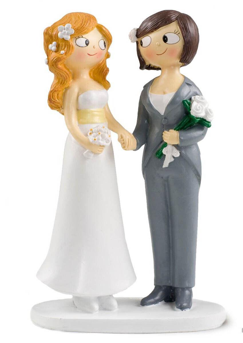 Figura de pastel para boda Gils Pop & Fun cogidas de la...