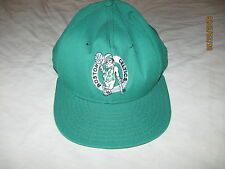 2ecc1bd3f2f Boston Celtics Vintage Snapback Hat Cap Mens One Size NBA Green Kyrie Irving