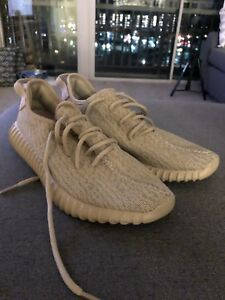 c2369a772 Adidas yeezy boost 350 V1 Oxford Tan Size 10 Used 9 10 No Box ...