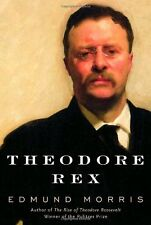 Theodore Rex by Edmund Morris (2001, Hardcover)