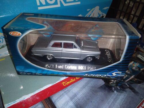 SOLIDO 1//43 Forf Cortina MK1 DE 1963 Ref 4573 Neuf en boite