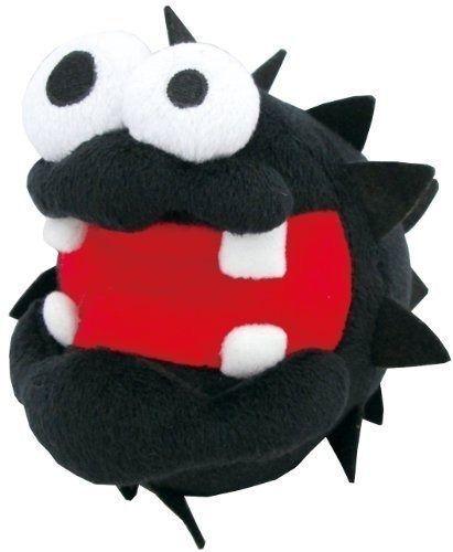 "Super Mario Plush Series Fuzzy//Chorobon Plush Doll 4/"""